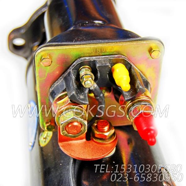 3021036起动马达,用于康明斯NTA855-C360柴油发动机起动机组,【洛阳一拖矿车】配件