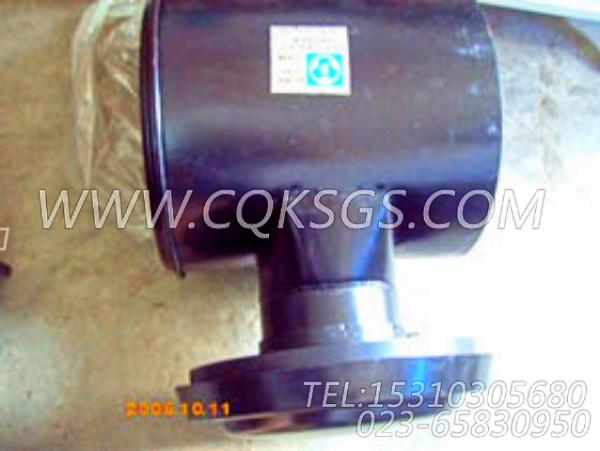3021645空滤器总成,用于康明斯NT855-C250主机空气滤清器组,【可控震源车】配件-2