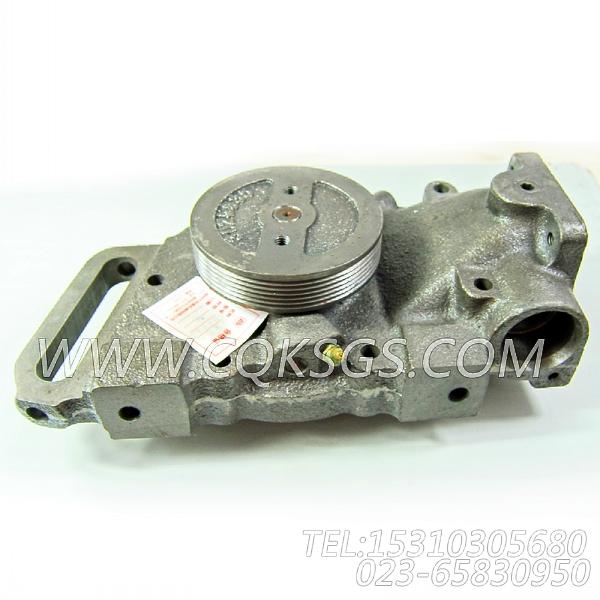 3022474水泵总成,用于康明斯NT855-C250发动机基础件(船检)组,【台湾轨道车】配件-1