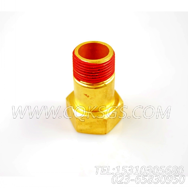 3022865阴性接头,用于康明斯NTC-290柴油发动机增压器安装组,【路面机械】配件-1