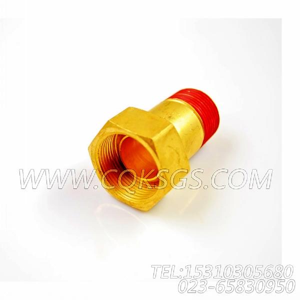 3022865阴性接头,用于康明斯NTC-290柴油发动机增压器安装组,【路面机械】配件-2