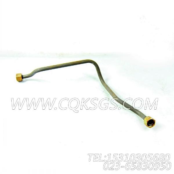 3022867回油管,用于康明斯NTA855-P220主机增压器安装组,【水泵机组】配件-0