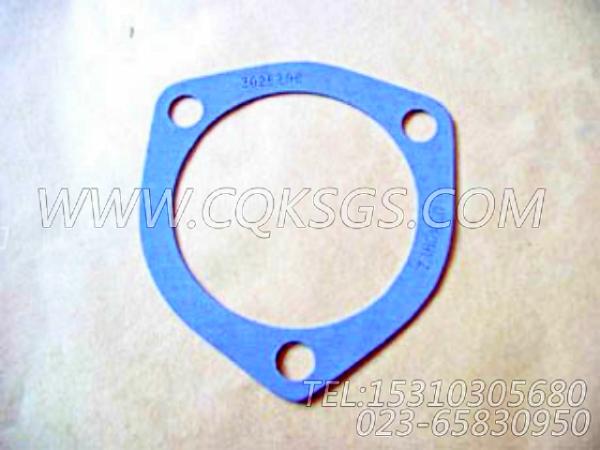 3025296盖板衬垫,用于康明斯M11-350柴油机加油口组,【船用】配件
