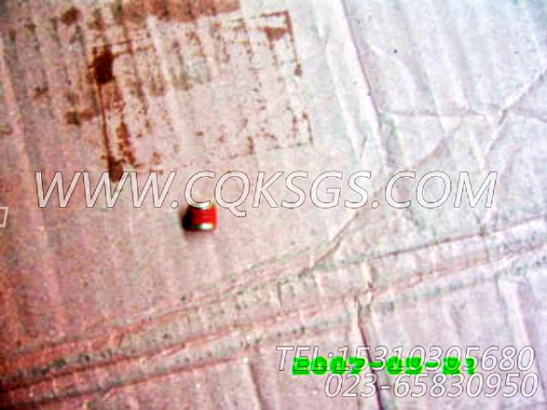 3025460管塞,用于康明斯KTA19-C525发动机燃油管路组,【兰州矿机油田洗井车】配件-0