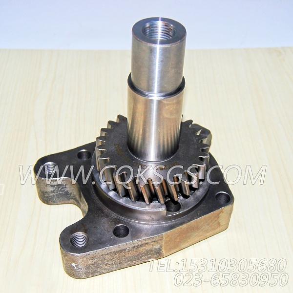 3410054水泵轴,用于康明斯KTA19-G2发动机水泵组,【动力电】配件