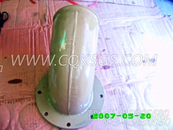3026237排气管接头,用于康明斯KTA19-G2(M)柴油发动机排气管弯接头组,【船用主机】配件-2
