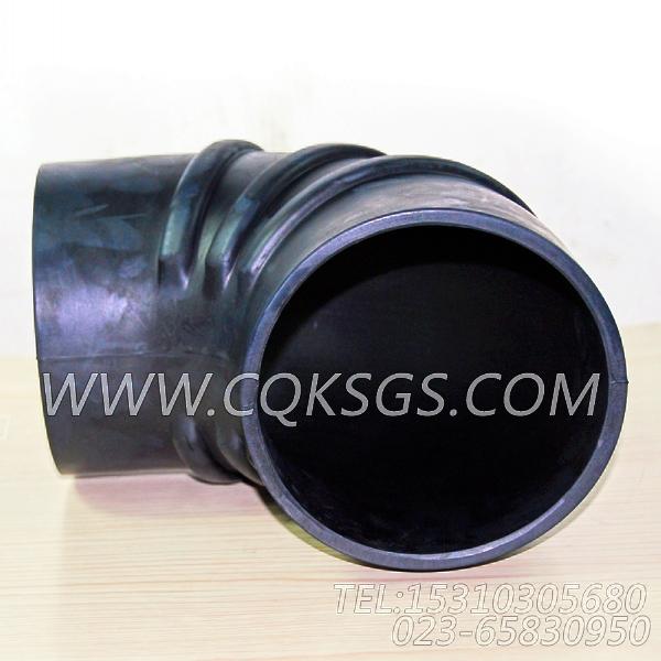 3030772软管接头,用于康明斯M11-C290主机空滤器弯管组,【徐工拌合机】配件
