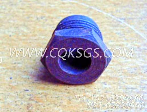 3031404油管接头,用于康明斯KTA38-C1050主机基础件组,【抽沙船动力】配件-1