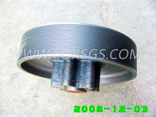 3031519风扇轮毂总成,用于康明斯KTA38-G5-800KW发动机风扇布置组,【柴油发电】配件-1