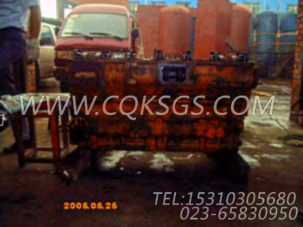 3032187气缸体,用于康明斯NT855-C310主机基础件(船检)组,【军品车】配件-1