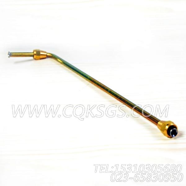 3033013供油管,用于康明斯NTA855-P425动力燃油管路(G4)组,【应急水泵机组】配件-0