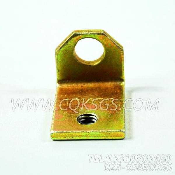 101476支承,用于康明斯M11-C310主机增压器回油管组,【宣化推土机】配件-2