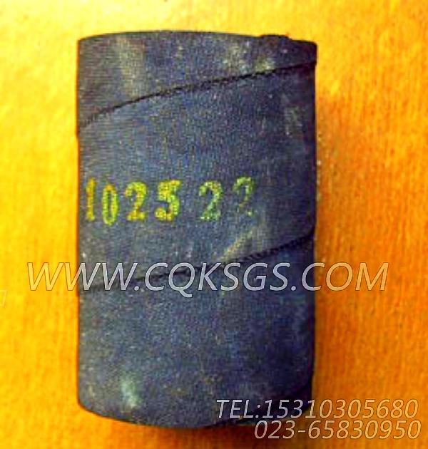 102522软管,用于康明斯KT38-G柴油发动机风扇水箱组,【发电机组】配件-1