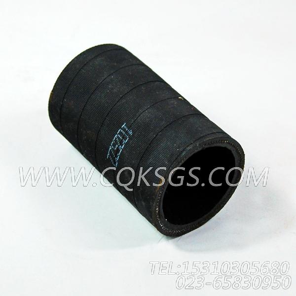 102522软管,用于康明斯NTA855-C335发动机出水管组,【太原亮箭接触网作业车】配件-2
