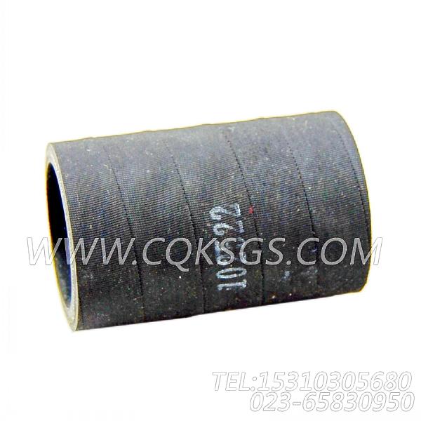 102522软管,用于康明斯KT38-G柴油发动机风扇水箱组,【发电机组】配件-2