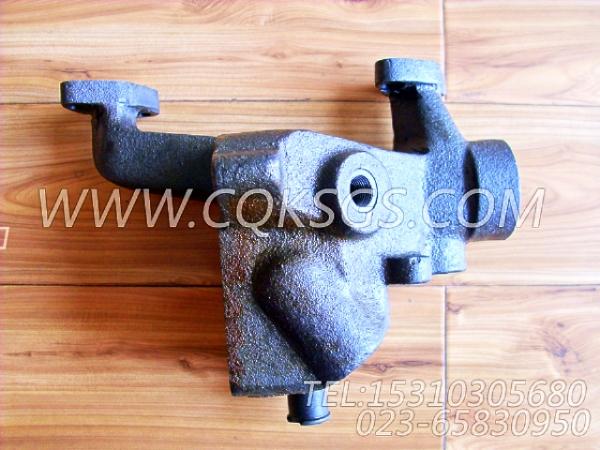 3015114前出水管,用于康明斯NTA855-C360发动机出水管组,【固井水泥车】配件