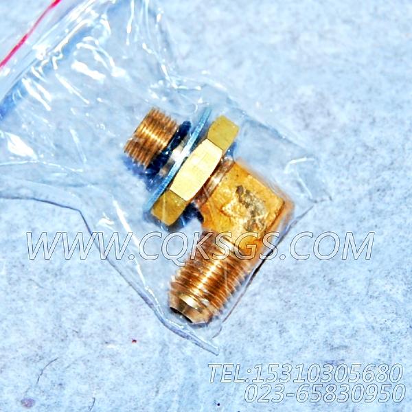 3037662阳性弯接头,用于康明斯NTA855-P425柴油机性能件组,【应急水泵机组】配件