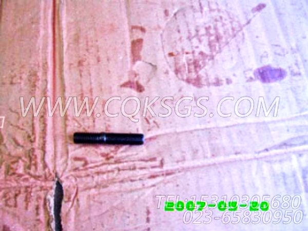 3042353双头螺栓,用于康明斯NTA855-L360柴油机增压器安装组,【车用】配件-0