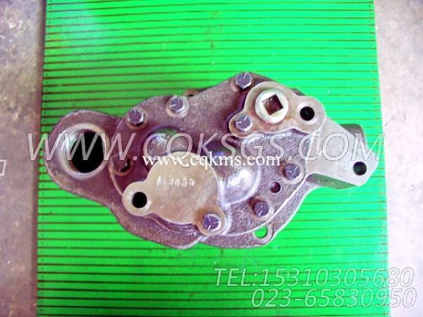 3042378机油泵,用于康明斯NTA855-C360主机机油泵组,【江汉四机压裂车】配件-2