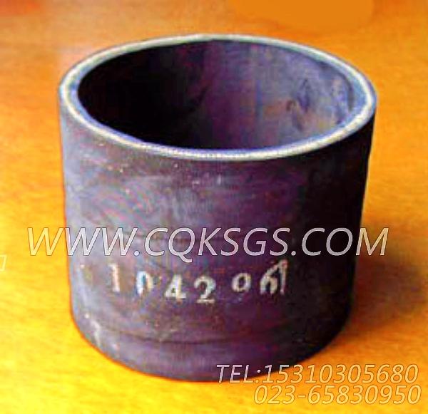 104296普通软管,用于康明斯NTA855-G2(M)60Hz主机热交换器组,【船舶机械】配件-0