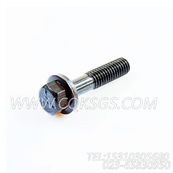 3042889螺栓,用于康明斯KTA19-P540柴油机机油冷却器组,【泥浆泵】配件
