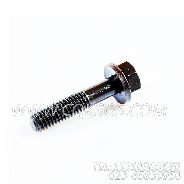 3042889螺栓,用于康明斯KTA19-P540柴油机机油冷却器组,【泥浆泵】配件-2