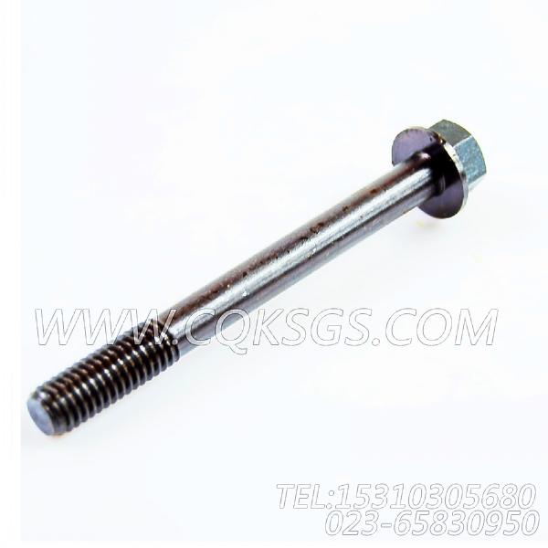 3043649六角螺栓,用于康明斯NT855-L290主机排气管及安装组,【车用】配件-1