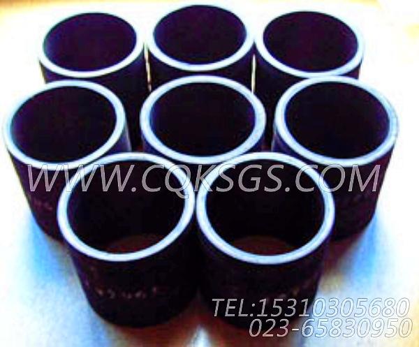 107063软管,用于康明斯KTA19-M550柴油机热交换器组,【船舶】配件-1