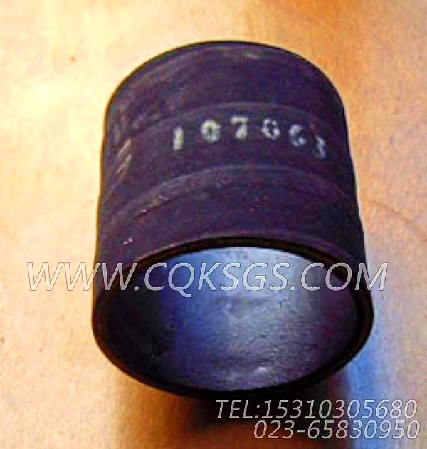 107063软管,用于康明斯KTA19-M550柴油机热交换器组,【船舶】配件-2
