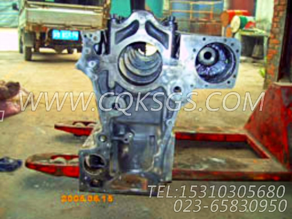 3044517气缸体总成,用于康明斯KTTA19-G2发动机基础件组,【动力电】配件-0