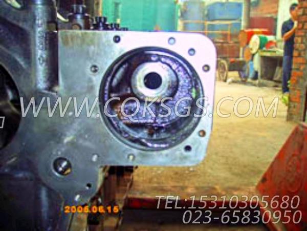 3044517气缸体总成,用于康明斯KTA19-G3(M)主机基础件组,【船舶机械】配件-1
