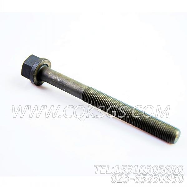 3045850螺栓,用于康明斯M11-C350柴油发动机发动机性能件组,【河南电力牵张】配件-2