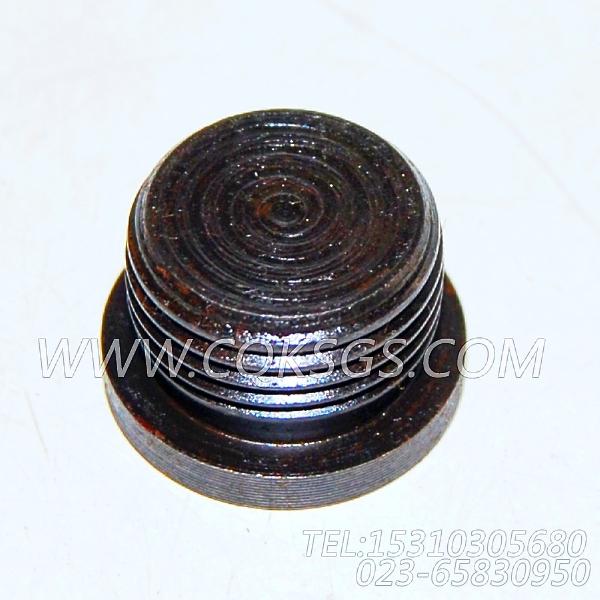 3046202螺塞,用于康明斯KTA38-C1050柴油发动机起动马达组,【上海汇众牵引车】配件-1