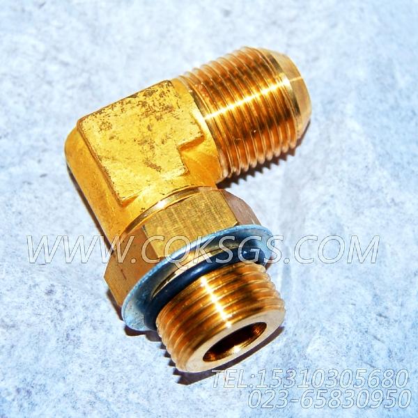 3047340阳性接头,用于康明斯ISM380E动力增压器回油管组,【船舶机械】配件-2
