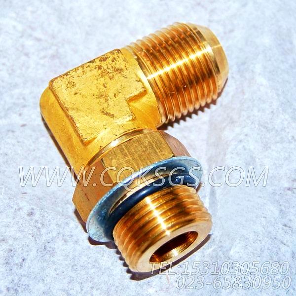 3047340阳性接头,用于康明斯ISM380E动力增压器回油管组,【船舶机械】配件-1