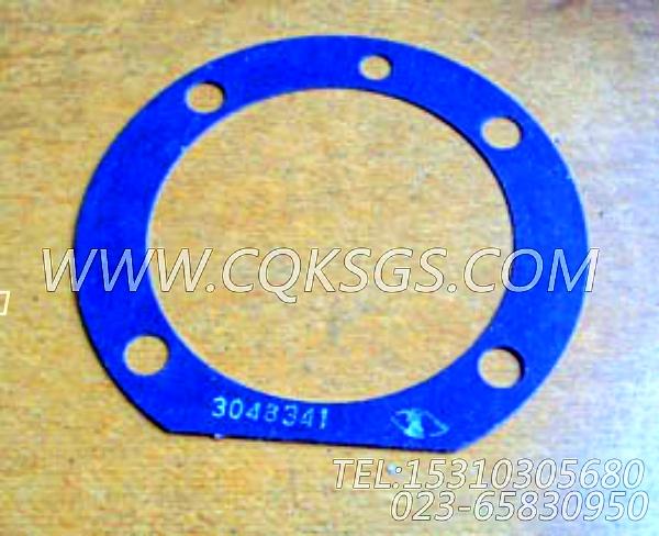 3048341衬垫,用于康明斯NTC-290发动机附件驱动安装组,【中联重科推土机】配件-0