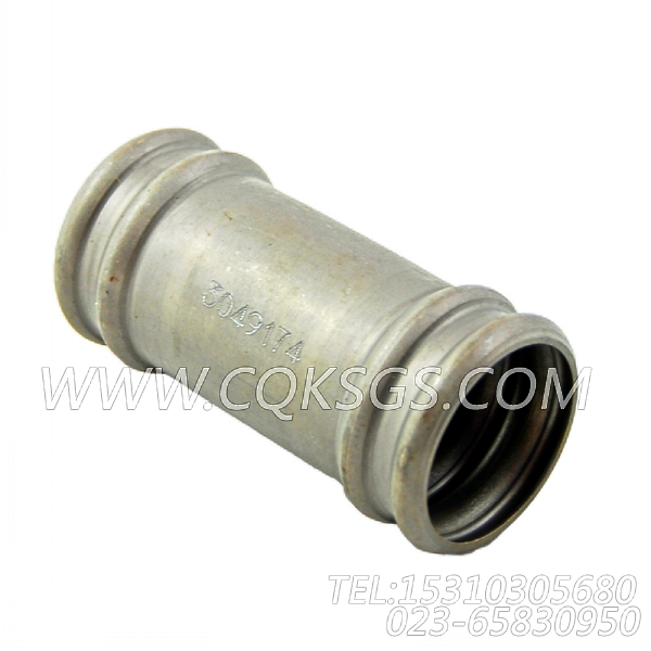 3049174输水管,用于康明斯NT855-C280发动机出水管组,【摊铺机】配件-0