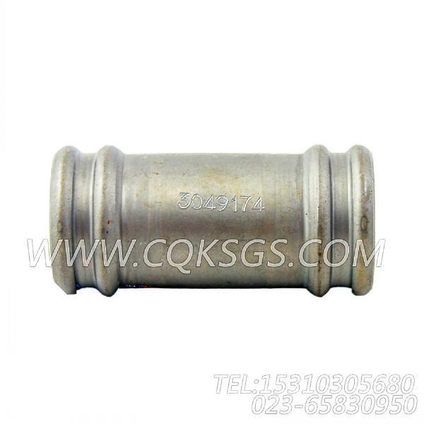 3049174输水管,用于康明斯NTA855-P425发动机出水管组,【消防泵】配件-0