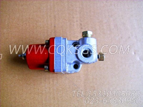 3017993切断阀,用于康明斯KTA38-G2柴油发动机切断阀组,【发电机组】配件