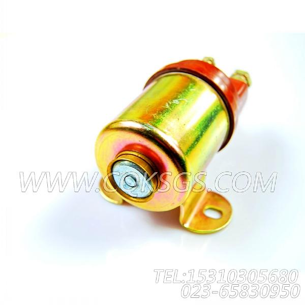 3050692电磁开关,用于康明斯ISM305V发动机电磁开关组,【船用】配件-0