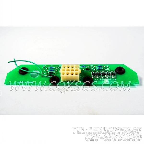 3053060线路板,用于康明斯KTA19-G3主机仪表板组,【电力】配件