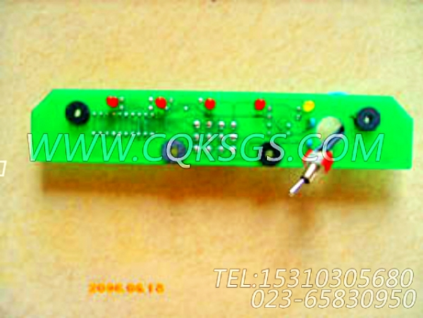 3053060线路板,用于康明斯KTA19-G3主机仪表板组,【电力】配件-1
