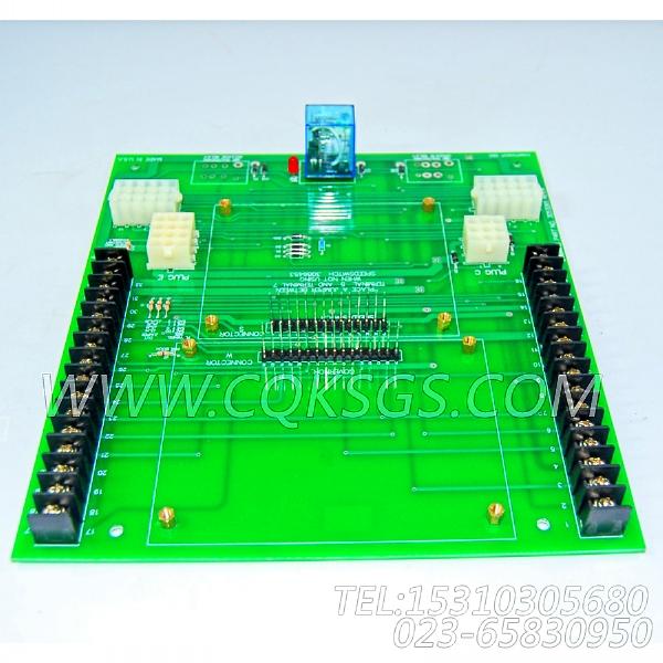 3053065线路扳,用于康明斯KTA19-C525主机仪表箱组,【可控震源车】配件