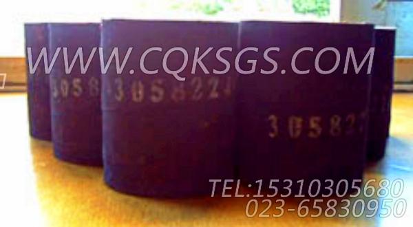 【软管】康明斯CUMMINS柴油机的3058224 软管-0