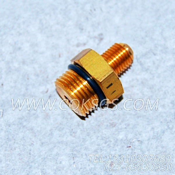 3068999阳性弯接头,用于康明斯M11-C290主机性能件组,【泰安航天修井机】配件-1
