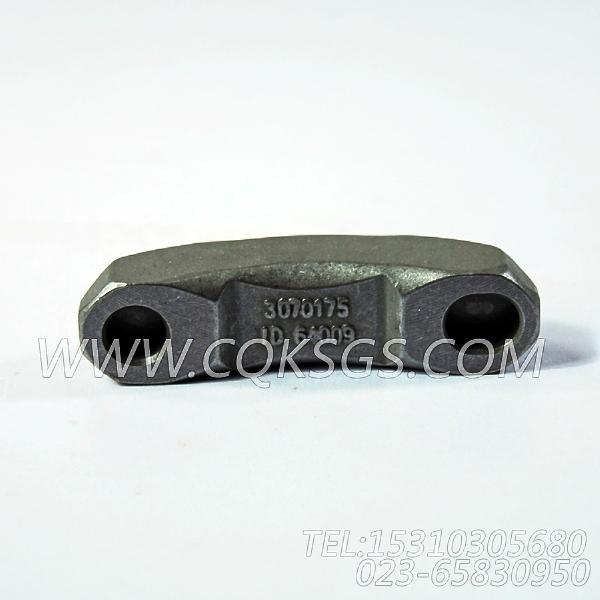 3070175丁字压板,用于康明斯M11R-290柴油发动机制动器组,【船用】配件-1