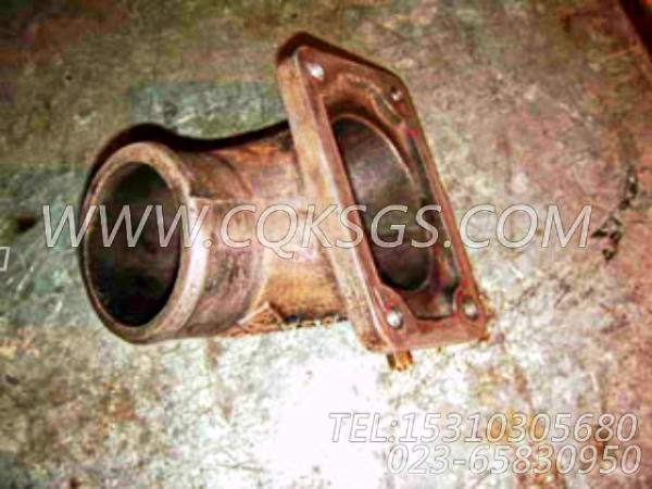 3071336进气接头,用于康明斯M11-C330柴油机排气管组,【柱塞泵】配件-2