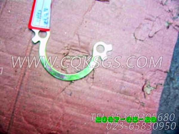 116982锁紧片,用于康明斯NTA855-P360动力排气管及安装组,【消防泵】配件-1