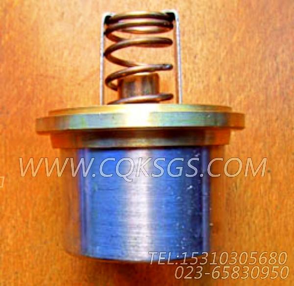 3076489节温器,用于康明斯NTA855-G2动力出水管联接组,【电力】配件-1