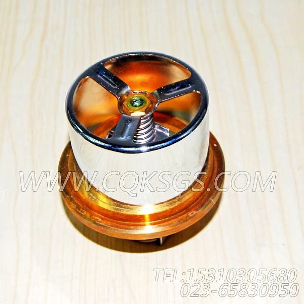 3076489节温器,用于康明斯NTA855-C360柴油机出水管联接组,【稳定土拌和机】配件-0